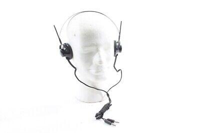 Antiguo Auriculares Old Vintage Baquelita RFT Radio Operador de segunda mano  Embacar hacia Spain