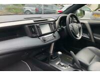 2016 Toyota RAV4 2.5 VVT-i Hybrid Excel TSS 5dr CVT Auto Estate Petrol/Electric