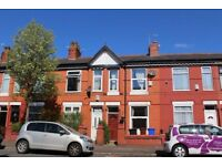 Well presented terraced house situated at popular Horton Road in residential Fallowfield. Furnished