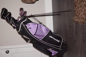 ensemble de golf neuf servi seulement 1 fois....60$