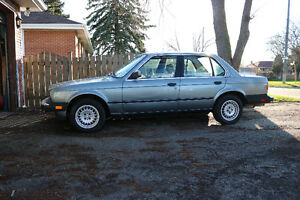 1985 BMW 325e E30 (NEEDS ENGINE)