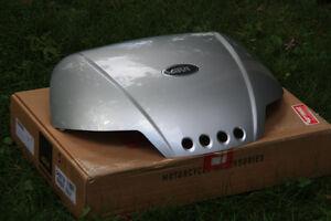 Couvercle de valise Givi Top Case V46 Monokey Argent