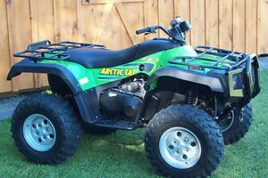 Arctic Cat 500 4x4 Auto