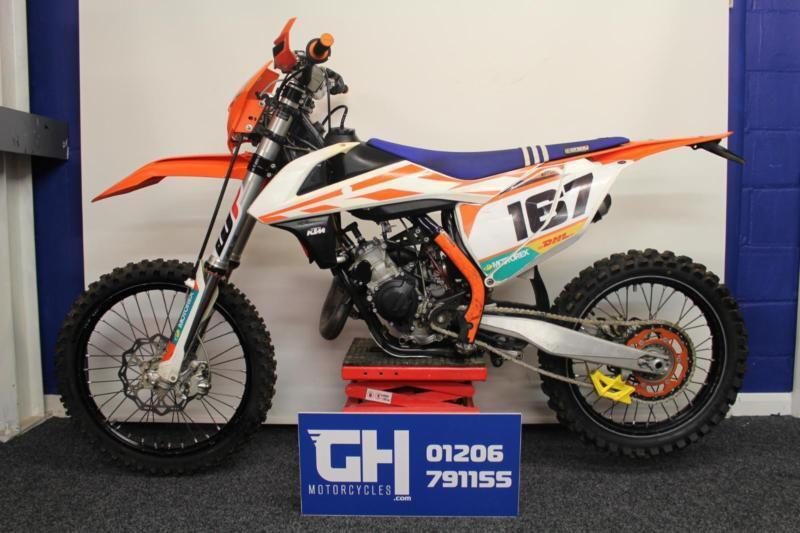 2016 KTM SX 150 | VERY GOOD CONDITION | 67 HOURS | ROAD REGISTERED | SX125  SX150 | in Colchester, Essex | Gumtree
