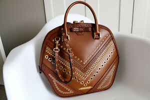 NEW Burberry Limited Edition Orchard Leather bag