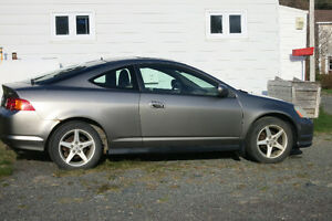 2002 Acura RSX Coupe (2 door) St. John's Newfoundland image 1