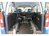 Citroen Berlingo 1.6e-HDi Airdream Automatic Wheelchair Car Auto Mobility access