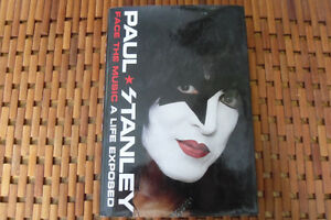 Paul Stanley, Face the Music autobiography.