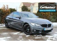 2014 BMW 4 Series 2.0 428I M SPORT 2d 242 BHP Coupe Petrol Automatic