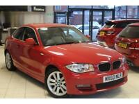2010 60 BMW 1 SERIES 2.0 120D SPORT 2D 175 BHP DIESEL