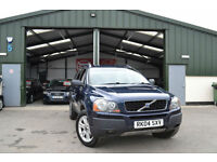 2005 Volvo XC90 2.9 AWD Geartronic PETROL AUTOMATIC T6 SE