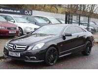 2010 60 MERCEDES-BENZ E CLASS 3.0 E350 CDI BLUEEFFICIENCY SPORT 2D AUTO 231 BHP