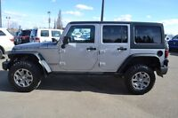 2015 JEEP WRANGLER RUBICON UNLIMITED WE HAVE A GREAT SELECTION ! Edmonton Edmonton Area Preview