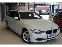 2014 14 BMW 3 SERIES 2.0 320D SE TOURING 5D 181 BHP DIESEL