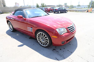 2007 Chrysler Crossfire Coupe (2 door) Convertible
