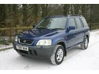 AUTOMATIC 4WD HONDA CRV done 132986 Miles with Long MOT and SERVICE HISTORY