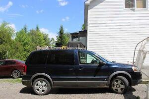 2007 Pontiac Montana Camionnette