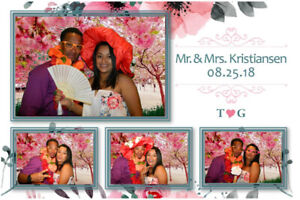 July Special 230$ Photo Booth Rental