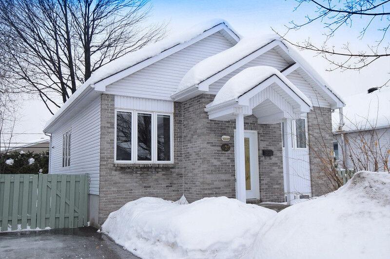 Maison à blainville (plain-pied) Canadian Real Estate Realtors Ads