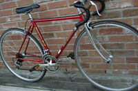 Great Red Bianchi Vintage Road Bike! Works Awesome!