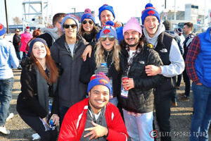 JACKSONVILLE JAGUARS @ BUFFALO BILLS BUS TOUR - NOVEMBER 25