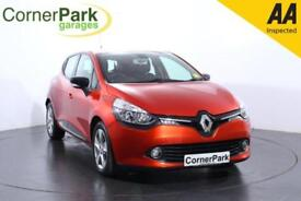 2015 RENAULT CLIO DYNAMIQUE MEDIANAV ENERGY TCE S/S HATCHBACK PETROL