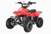 Atomik 110cc Kids Quad Bike with Speed Control Wingfield Port Adelaide Area Preview