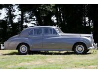 1957 Rolls-Royce Silver Cloud S1 - Project Car For Restoration