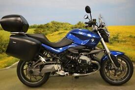 BMW R1200 R 2012**1 FORMER OWNER, ABS, HEATED GRIPS, BMW PANNIER AND TOPBOX**