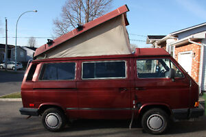 1989 VW Vanagon GL Westfalia