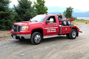 Newmarket Towing service