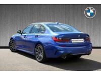 2020 BMW 3 Series 320i M Sport Saloon Auto Saloon Petrol Automatic
