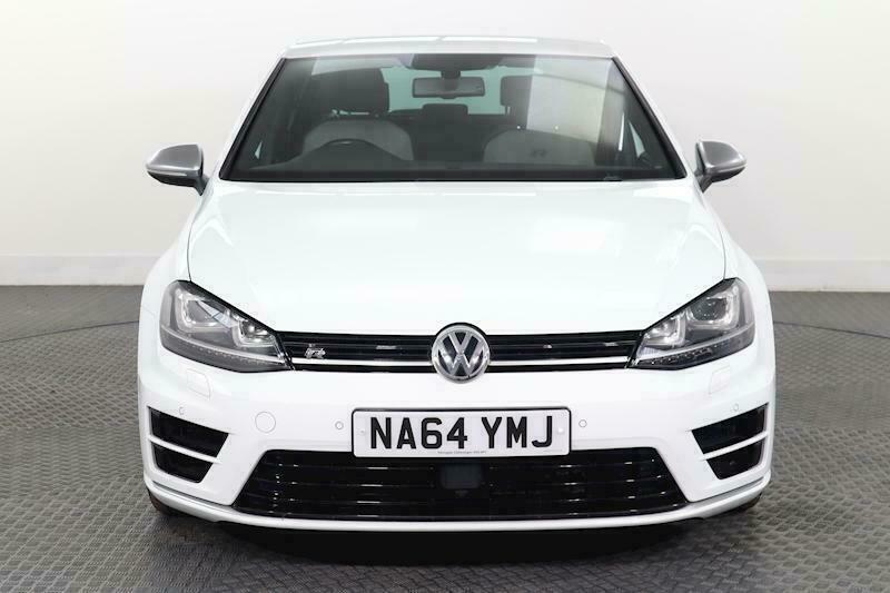 2014 Volkswagen Golf 2.0 TSI BlueMotion Tech R Hatchback 5dr Petrol DSG 4Motion