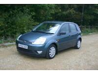 FORD FIESTA 1.4 GHIA done74627 Miles with FULL SERVICE HISTORY and NEW MOT