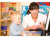 Part Time ICT Nursery Tutor - Ealing Area/School Hours