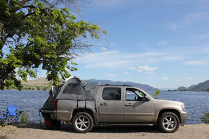 Sportz III GM Truck Tent for Chevy Avalanche or Cadillac EXT