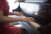 pianist for wedding and events