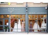 Part Time Bridal Sales Stylist x2