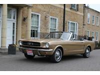 1964 Ford Mustang Convertible 4.2L V8 Auto