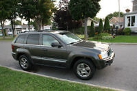 Jeep Grand Cherokee Limited Edition 2005 163 360 kilos