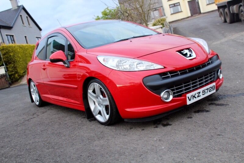 peugeot 207 hdi sport 90bhp sold in castledawson county londonderry gumtree. Black Bedroom Furniture Sets. Home Design Ideas