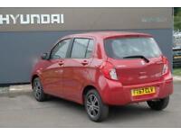 2018 Suzuki Celerio 1.0 SZ4 Petrol red Manual