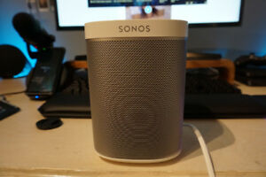 Sonos Play 1 Speaker (White)