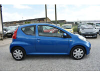 Peugeot 107 1.0 12v Urban 3 DOOR ELECTRIC BLUE + GENUINE 19K MILES FROM NEW+