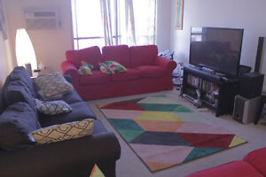 2 Bedroom by University, all utilities included - April 1st