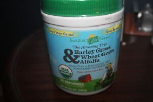 WHEAT GRASS   BARLEY GRASS & ALFALFA  for healthy smoothies