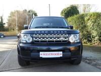 2009 LAND ROVER DISCOVERY 4 2009 TDV6 GS AUTO 84K MILES ESTATE DIESEL