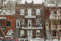 Appartement a vendre Montreal