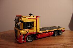 Lego Technic Car Hauler
