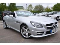 2013 Mercedes Benz SLK SLK 250 CDI BlueEFFICIENCY AMG Sport 2dr Tip Auto 2 do...